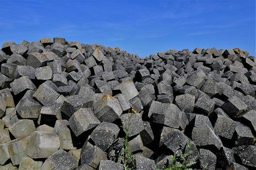 Paving Stones, Stone, Pavement, Road Construction
