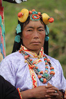 Character, Tibet Ethnic, Ms