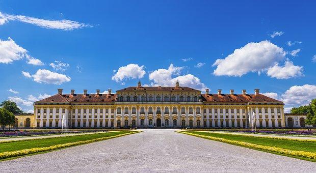 Schleißheim, Castle, Unterschleissheim Germany, Bavaria