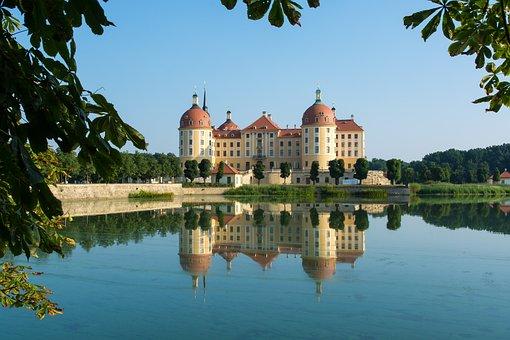 Moritz Castle, Dresden, Architecture, Royal Castle