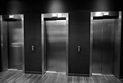 Elevator, Ladder, House Technology, Building Technology