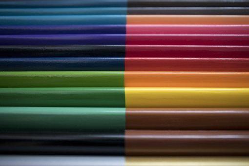 Pencils, Color, Draw