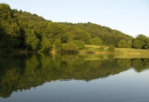 Lake Goreng, Kazbekovskiy District, Dagestan