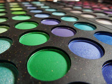 Makeup, Eye Shadow, Shadow, Eye, Make-up, Powder