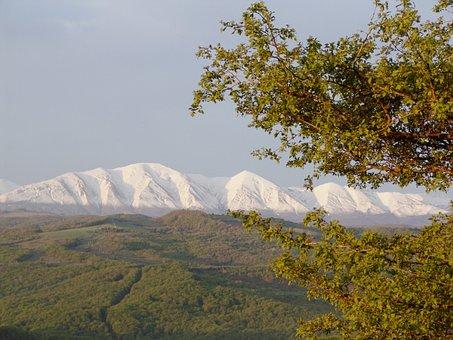Mountains, Alatavia, Dagestan