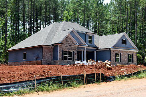 New Home, Construction, House, Real Estate, Mortgage