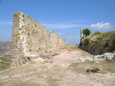 Palermo, Castle, Cefalà Diana