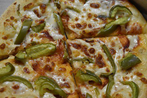 Pizza, Craving, Vegetable Pizza