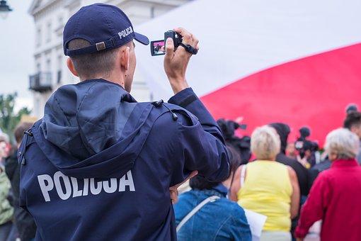 Police, Surveillance, Control, Video, Monitoring
