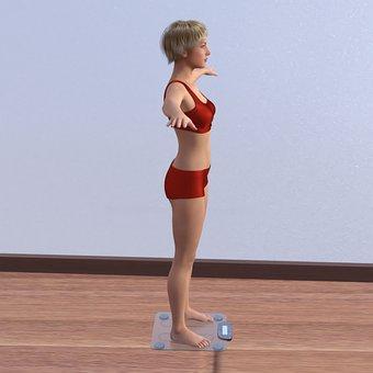 Remove, Horizontal, Obesity, Construction, Figure, Slim