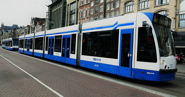 Tram, Transport, Traffic, City
