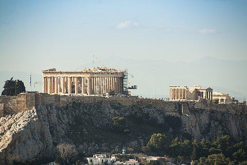 Greece, Athens, Greek, Ancient, Europe, Acropolis