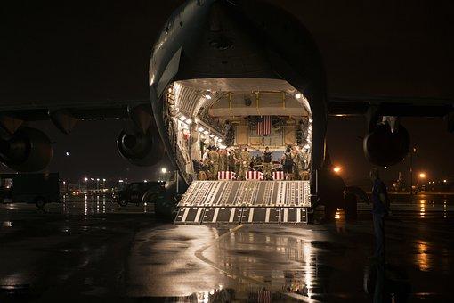 C-17 Globemaster Iii, Aircraft, Usaf