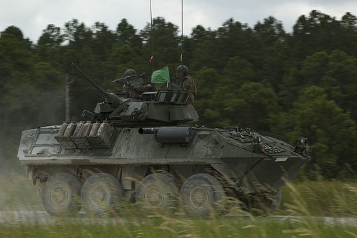 Lav-25, Armored Vehicle, Apc, Armored Personnel Carrier