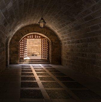 Palma De Mallorca, Cathedral, Vaulted Cellar
