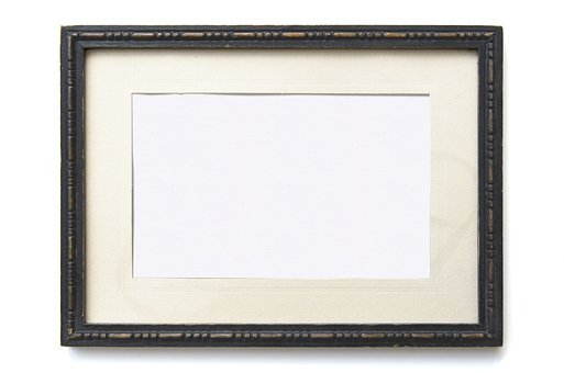 Photo Frame, Blank, Frame, Photo, Empty, White, Design
