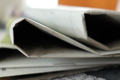 Newspaper, Information, Freedom Of The Press