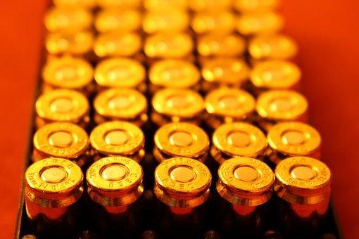 Ammunition, Pistol, Weapon, Gun, Dangerous, Blank Gun
