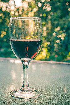 Glass Of Wine, Wine, Relaxation, Wine Glass, Drink