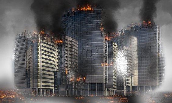 Destruction, Apocalypse, War, Disaster, Apocalyptic