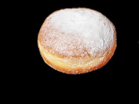 Donut, Berlin, Dessert, Pastries, Baked Goods