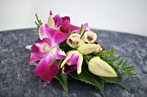 Corsage, Wedding, Mother Of The Bride, Marriage