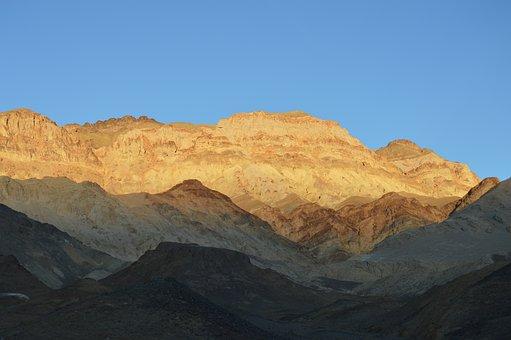 Death Valley, Artists Palette, Desert, California