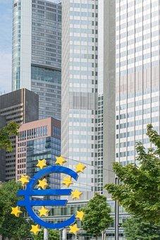 Frankfurt, Europe, Euro, Euro Crisis