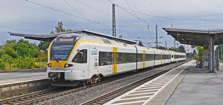 Euro Rail, Regional Traffic, Electrical Multiple Unit
