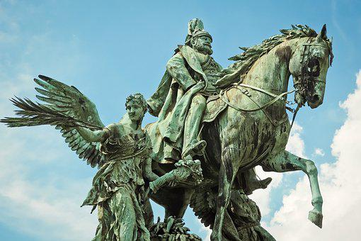 Statue, Sculpture, Figure, Bronze Statue, Bronze, Metal