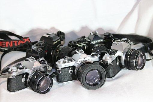 Camera, Fan Laundry Service, Film Camera