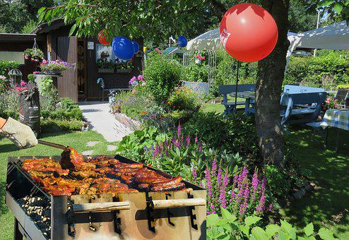 Party, Emotions, Sommerfest, Grill Party, Barbecue