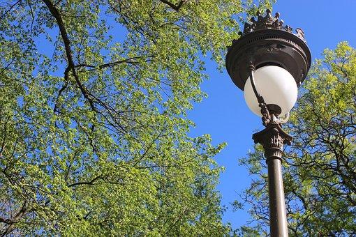 Light, Floor Lamp, Iron, Lighting, Lamp, Sky, Luminaire