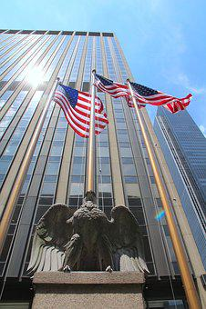 Manhattan, Nyc, America, Metropolitan, Cityscape, Urban