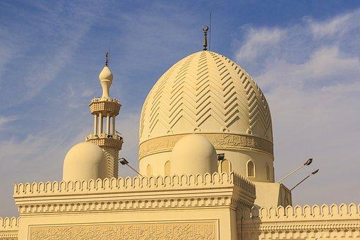 Jordan, Aqaba, Mosque, Tourism, Travel, East, Middle
