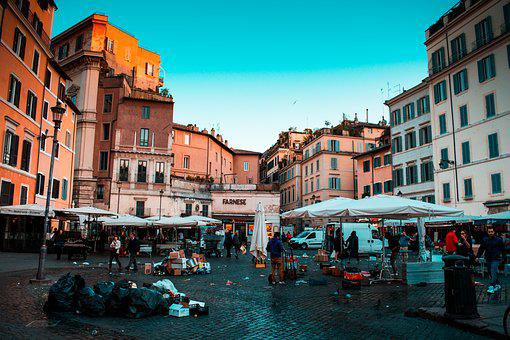 Rome, Italy, Capital, Ancient Rome, Roma Capitale