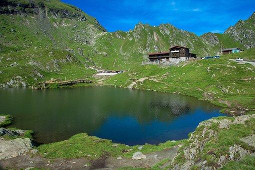 Romania, Transfagarasan, Mountains, Bergstrasse