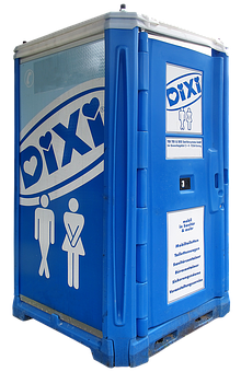 Dixi, Loo, Toilet Cabin, Mobile Toilet, Transportable