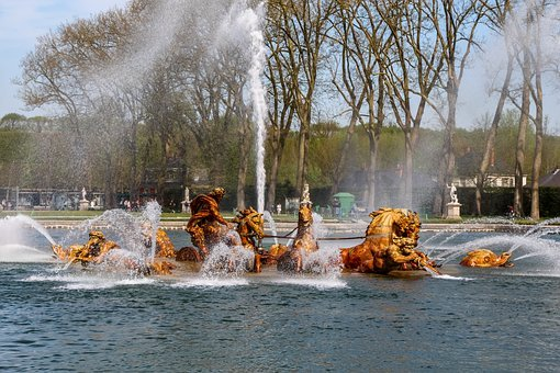 Park, Lake, Spring, People, Water, River, Travel, Tree