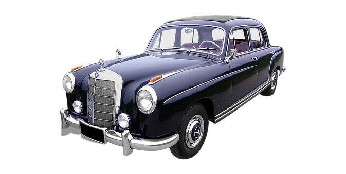 Mercedes Benz, Type 220 A, 6 Cyl In A Row, 2195 Ccm
