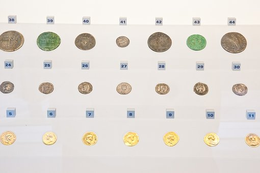 Coins, Old, Money, Currency, Specie, Historically