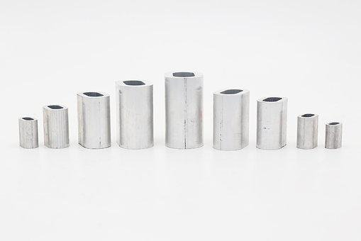 Aluminum Ferrule, En13411-3, Klifting, Sleeve