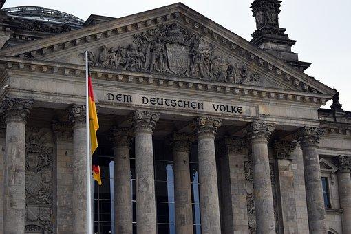 Reichstag, Germany, German Parliament, Berlin