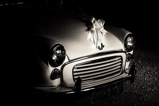 Car, Wedding, Portfolio, Motor, Happiness, Bride