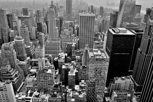 New York, City, New York City, New, York, Manhattan