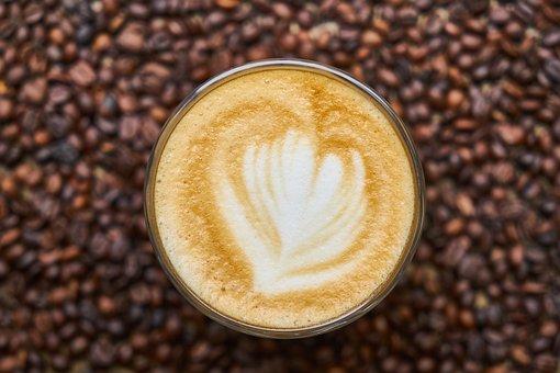 Latte, Coffee, Beverage, Nutrition, Espresso, Caffeine