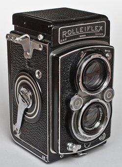 Camera, Spiegelrefelx, Objective Camera Lens, Recording