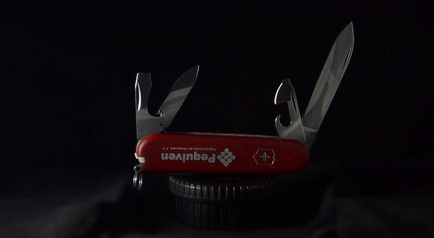 Swiss Army Knife, Victorinox, Pequiven