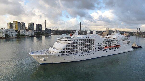 Cruise, Ship, Luxury, Regent Seven Seas Navigator