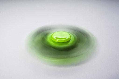 Fidget Spinner, Trend, Play, Toys, Fun, Movement